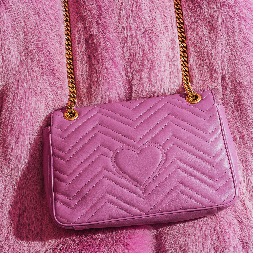 72f37a7a6068 How To Spot A Fake Gucci Marmont Bag - Brands Blogger