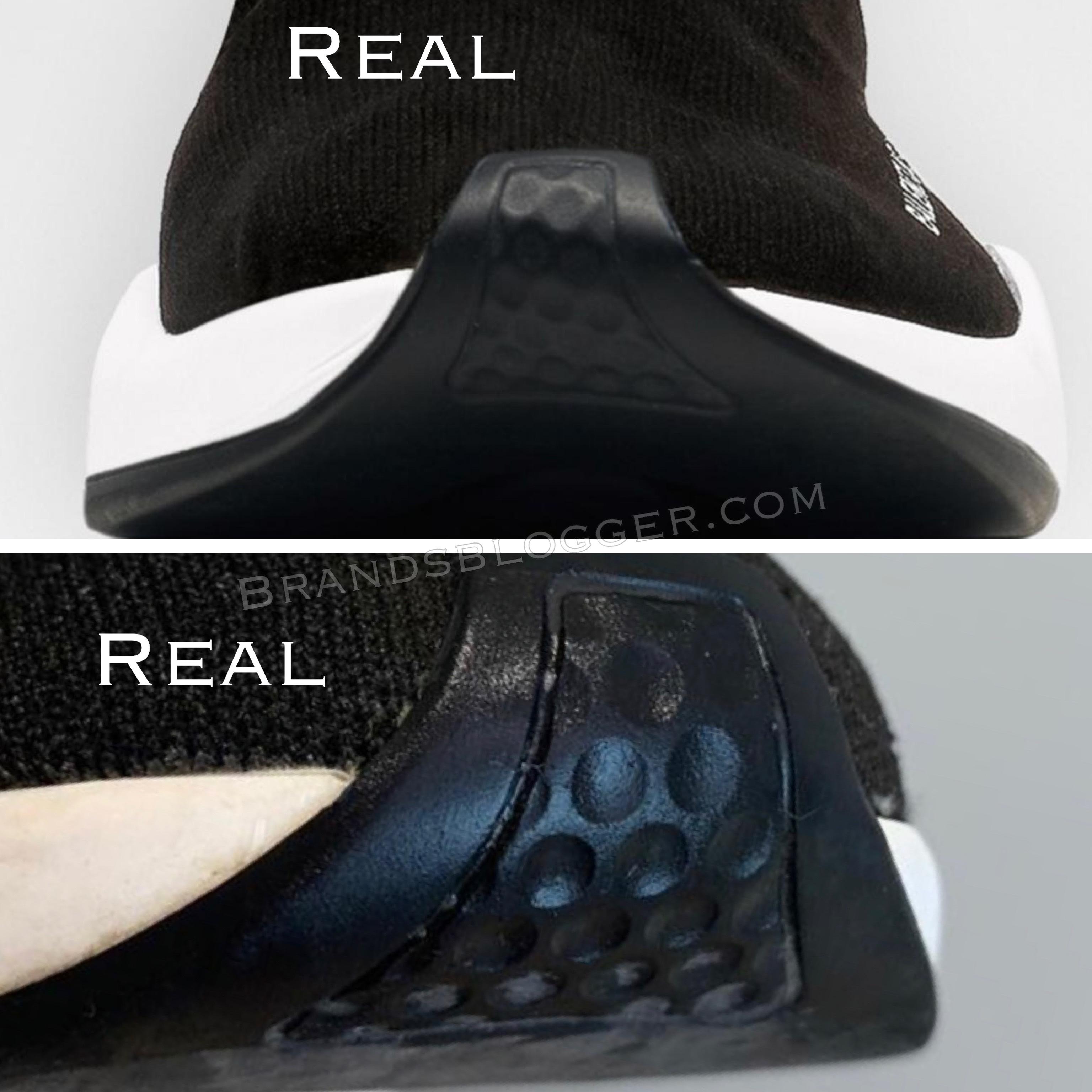 balenciaga runners fake vs real