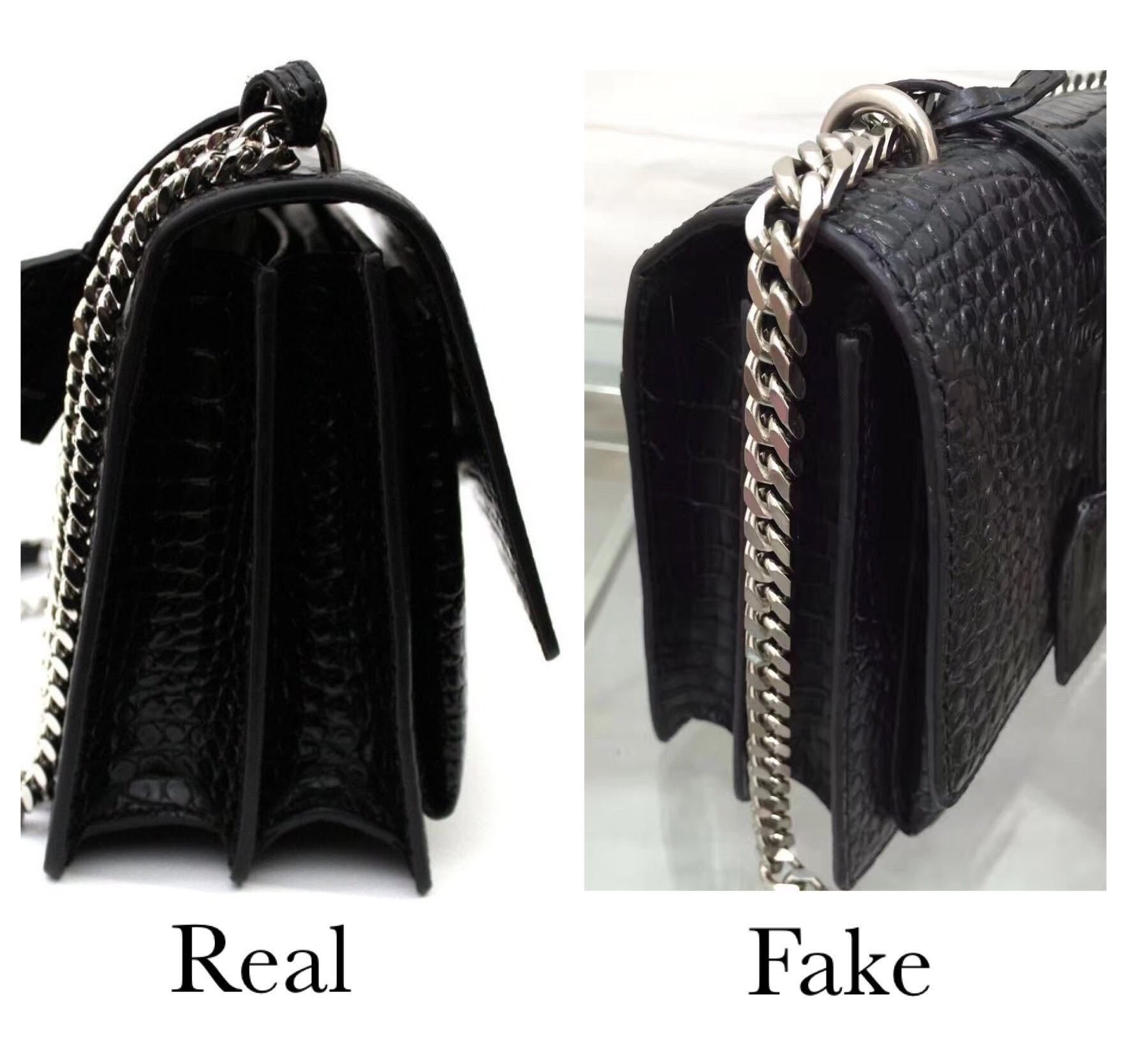 Saint Brands Blogger Laurent Sunset Bag Spot Fake How To A yv7gbf6Y