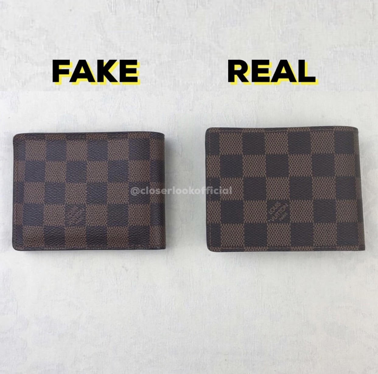 ad5efdf693 How To Spot a Fake Louis Vuitton Multiple Wallet - Brands Blogger