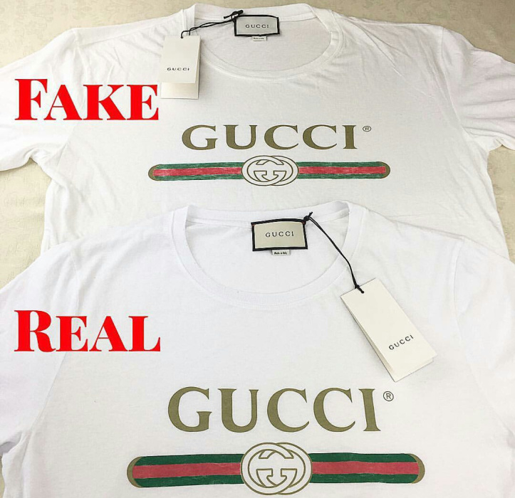 10c1a4a981d8 How To Spot A Fake Gucci T-Shirt - Brands Blogger