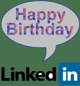 Thanks LinkedIn