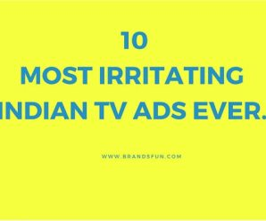 10 Most Irritating  Indian TV Ads Ever