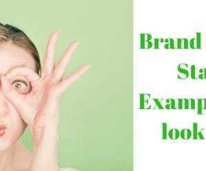 Brand Positioning Statement Examples – what to look out for?