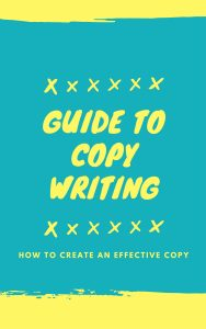 Guide to copy Writing