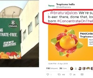 Summer Juice Wars:How Pepsico India & Dabur Responded to ITC's Ambush Tactic
