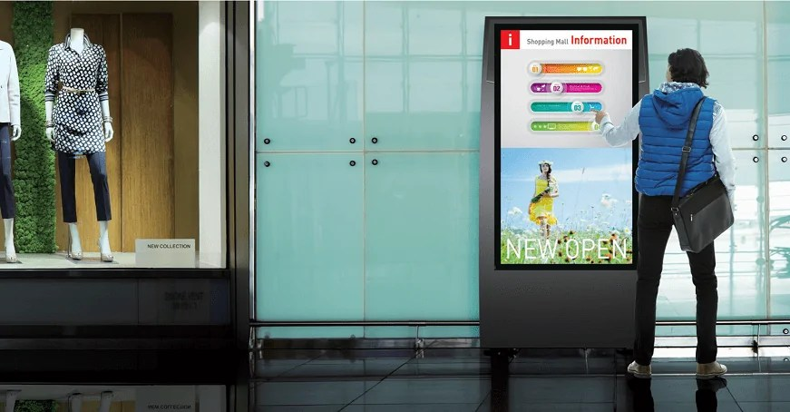 Panasonic wprowadza na rynek ekrany interaktywne z technologią ShadowSense panasonic 33