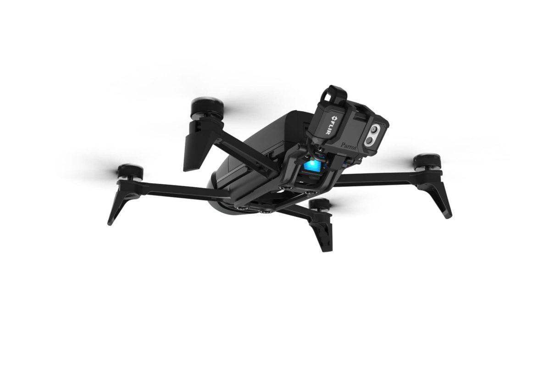 Dron BEBOP PRO THERMAL Safety  Dron do zadań profesjonalnych z kamerą termowizyjną Dron BEBOP PRO THERMAL Safety Lifestyle 3