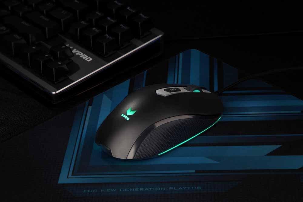 Rapoo-VPRO Gaming Optical Mouse V210_Scenario