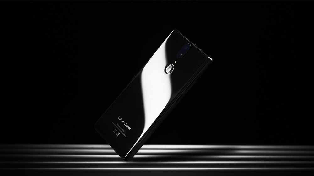 UMIDIGI Crystal  UMIDIGI Crystal – bezramkowiec z aparatami od Samsunga 5