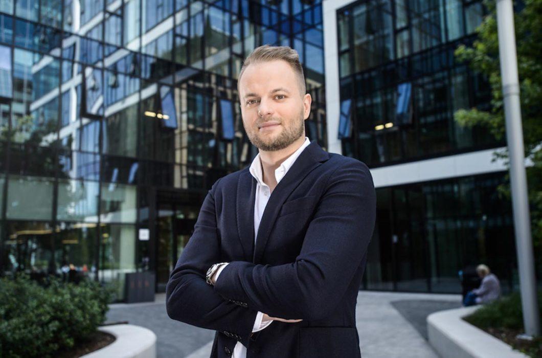 Karol Sadaj, Country Manager, Revolut wPolsce revolut Revolut ma w Polsce pół miliona użytkowników Karol Sadaj Country Manager Revolut w Polsce