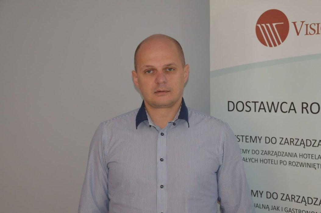 Robert Karkulowski  DISKUS Polska dystrybutorem rozwiązań ESSE ProTect Lock Robert Karkulowski