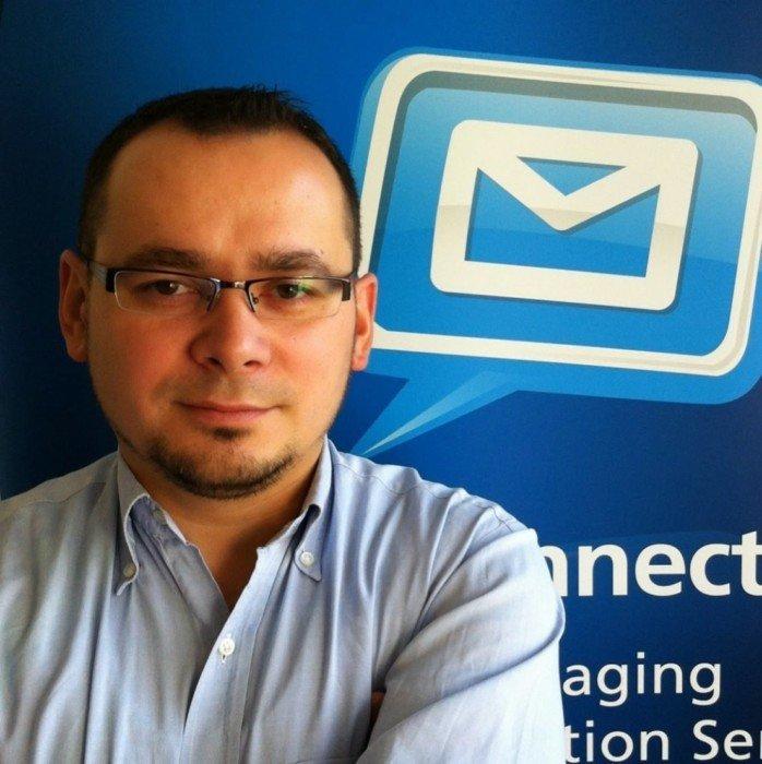 Krzysztof Konieczny SunCapital  Kerio Connect ‑ alternatywa do Exchange fotkaKK