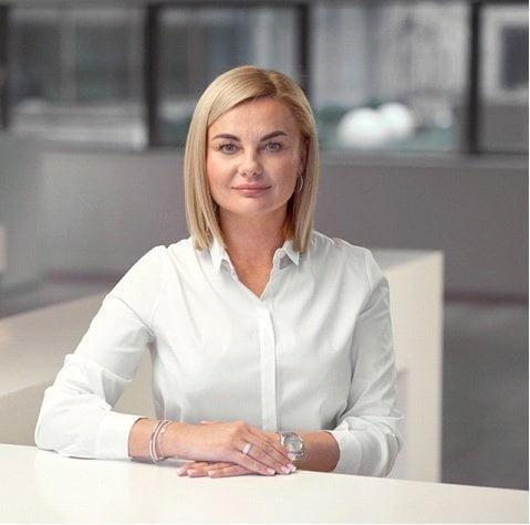 Agnieszka Rynkowska  Agnieszka Rynkowska członkiem zarządu T‑Mobile Polska ds. B2B Agnieszka Rynkowska
