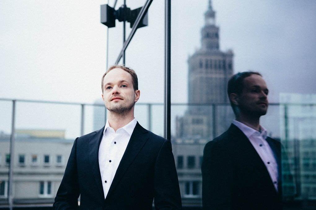 Marcin Tchórzewski, CEO Coders Lab_fot. Anna Górajka  Polska szkoła IT chce podbić Europę Marcin Tch  rzewski CEO Coders Lab fot