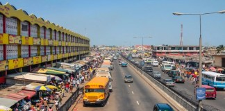 Ghana's Economy: Real GDP dipped 3.2% y/y in Q2-2020