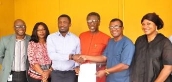 Katunga Media, BJAN Partner On Brand Journalism (Photos)