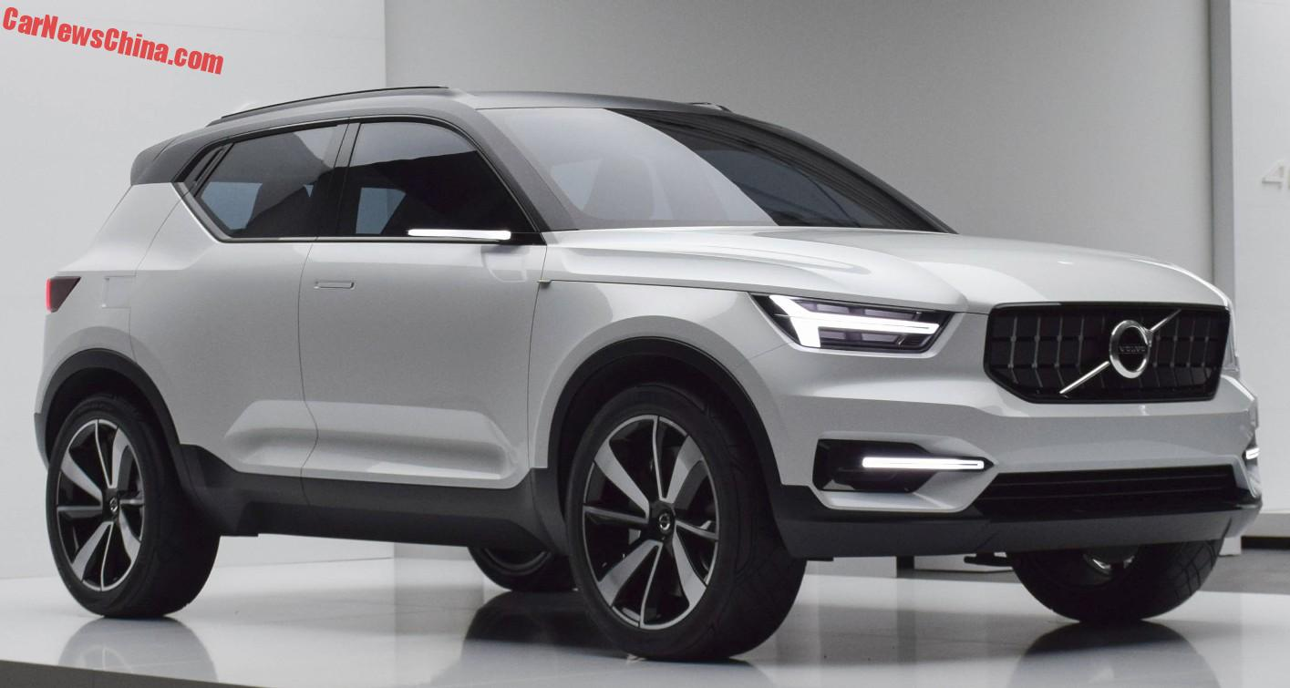 volvo xc40 suv wins european car of the year award at the 2018 geneva show. Black Bedroom Furniture Sets. Home Design Ideas