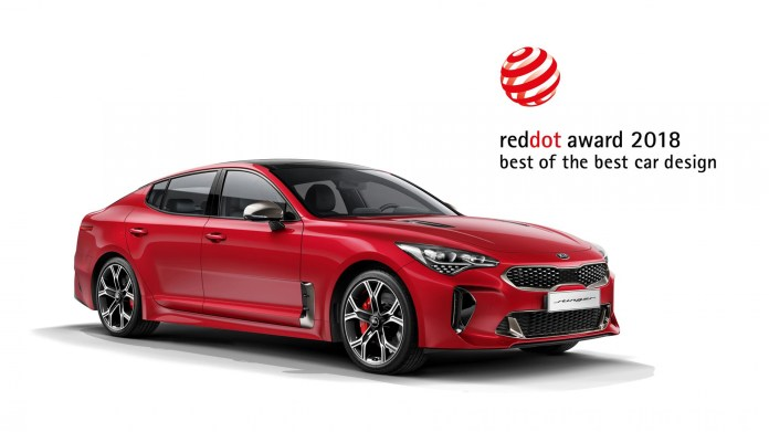 2018 Red Dot Awards for Design Presented to Three Kia Models (Pictures) - Brand Spur