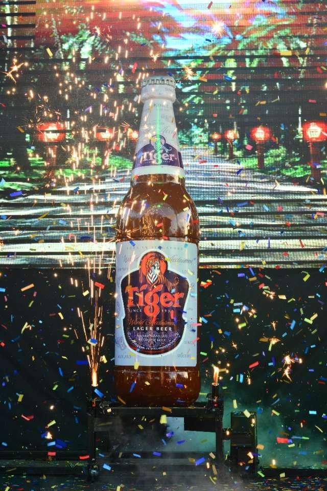 Nigerian Breweries Plc Unveils Tiger Beer into Nigerian Market (Pictures) - Brand Spur