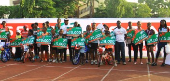 SPAR REWARDS YOUNG ATHLETES AT 2018 SPRINTSTAR TOURNEY IN PARTNERSHIP WITH LEVERAGE SPORTS (PHOTOS)