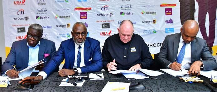 MTN NIGERIA, CONSORTIUM PEN N200BN FACILITY FOR LANDMARK EXPANSION - Brand Spur