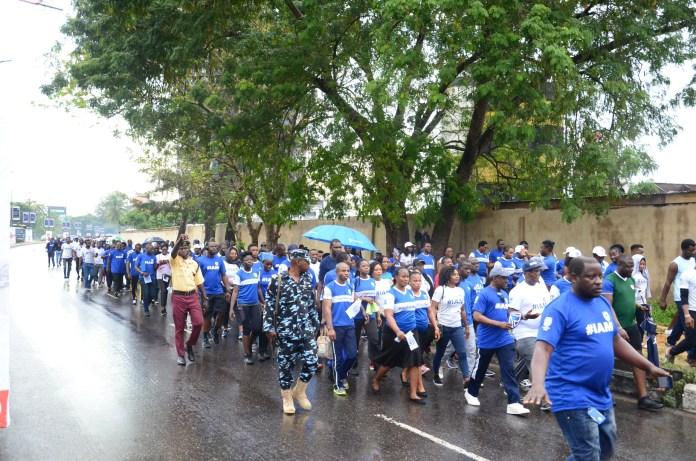 Lagos, Abuja & Port Harcourt host Stanbic IBTC annual charity walk (Photos) - Brand Spur