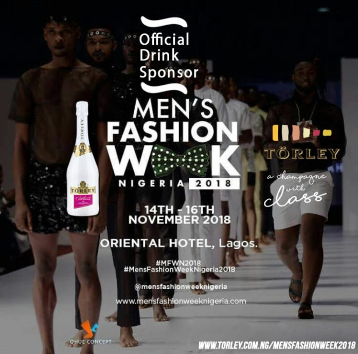 Torley Nigeria Official Drink Sponsor Of The Men Fashion Week 2018 - Brand Spur