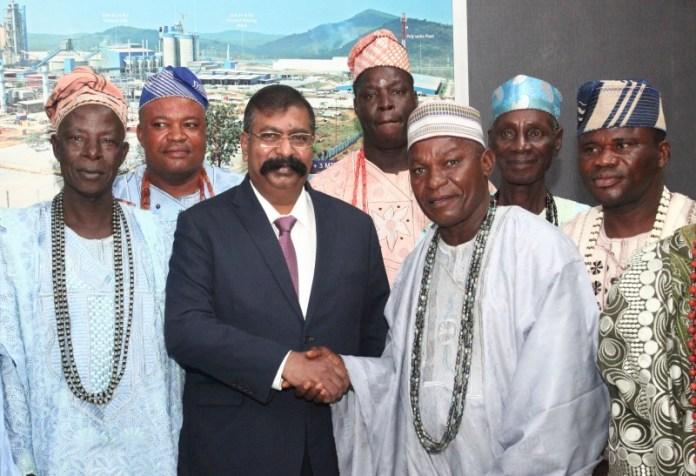 Host Communities Commend Dangote Refinery's Initiatives - Brand Spur