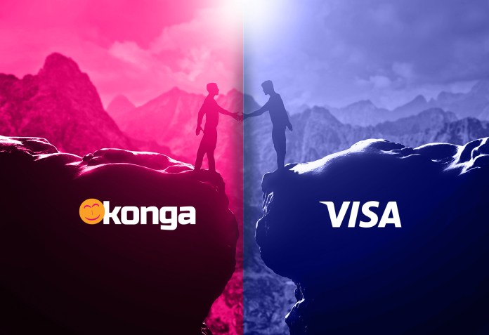 Konga, Visa Partner To Drive Value Offerings In E-Commerce Sector - Brand Spur