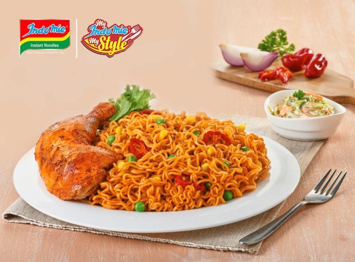 Indomie launches My Indomie My Recipe campaign - Brand Spur