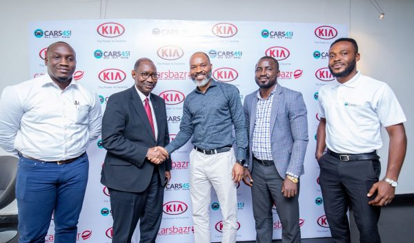 Cars45, Kia trade over 300 vehicles, unlock new value opportunities in Nigeria's Automobile Industry - Brand Spur