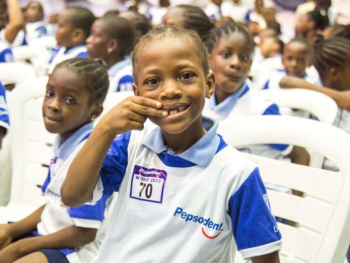 PEPSODENT CELEBRATES WORLD ORAL HEALTH DAY WITH DENTAL OUTREACHES, 'CALL A DENTIST' (PHOTOS) - Brand Spur