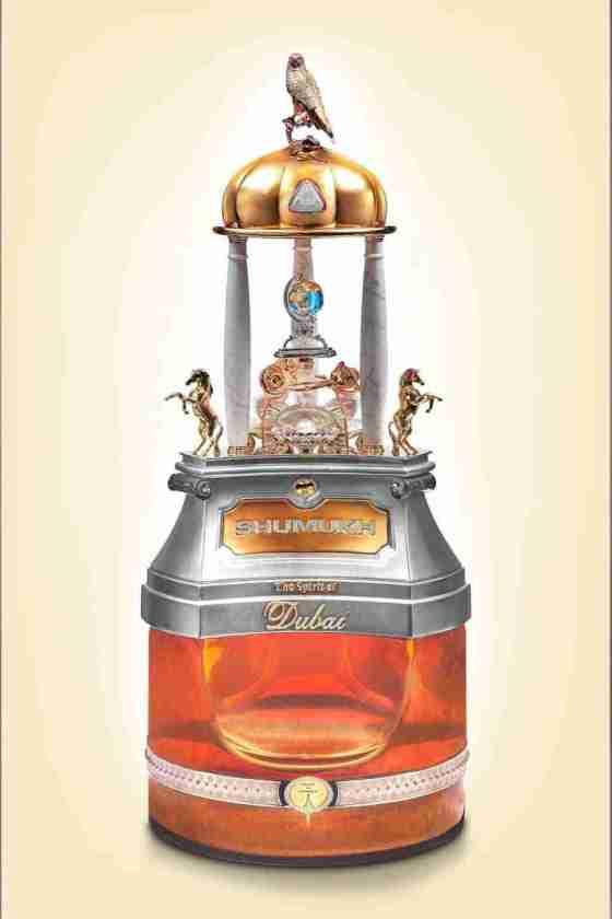 The World Most Expensive Perfume Worth 471 Million Naira Unveiled in Dubai - Brand Spur
