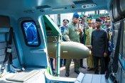Prof Osinbajo attends NigERIA Air Force 55th Anniversary BRAND SPUR NIGERIA2