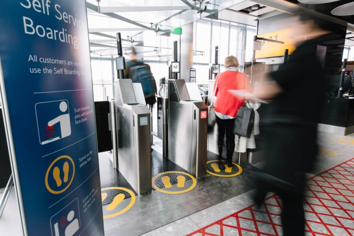 Biometric Boarding: No need for Passports as Heathrow goes Hi‑tech International - Brand Spur