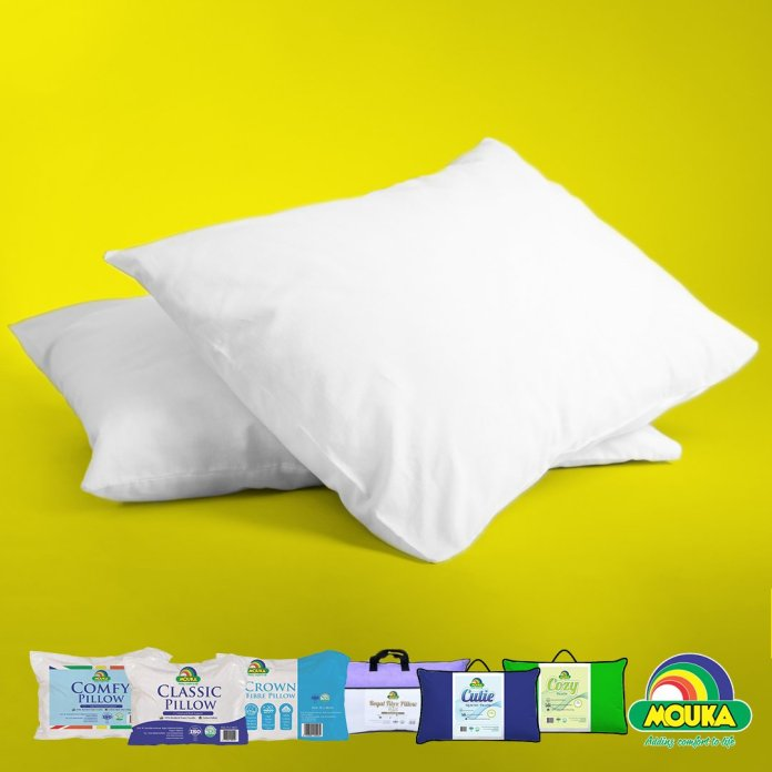 Instagram User takes pleasant experience with Mouka pillow to Instagram - Brand Spur
