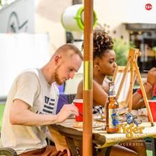 Tiger Beer Nigeriasocial painting brandspur nigeria4