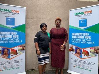 Union Bank, MamaMoni Low-Income Women brandspur nigeria5