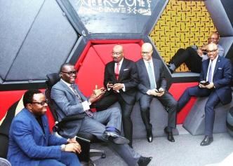 PwC Nigeria Experience Centre brandspur nigeria 1
