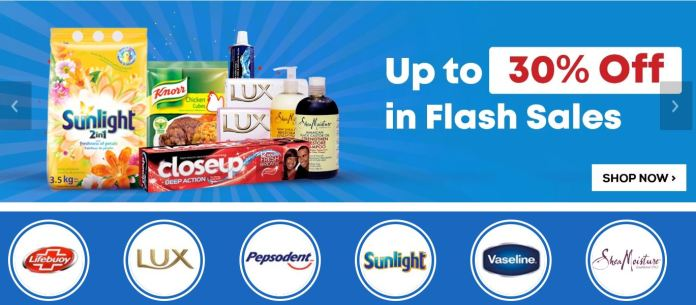 Unilever Launches 'Everyday Essentials' Store on Jumia - Brand Spur
