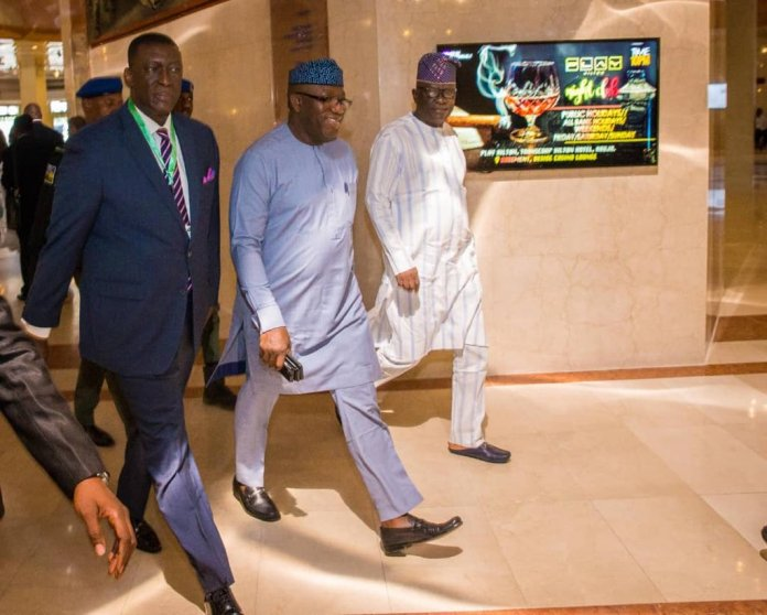 INVESTMENT: Ekiti State To Take Advantage Of African Investment Windows - Brand Spur