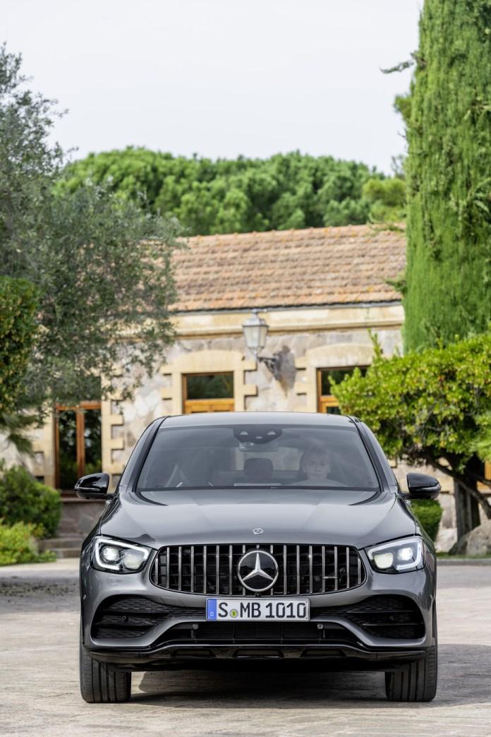 The new Mercedes-AMG GLC 43 models - Brand Spur