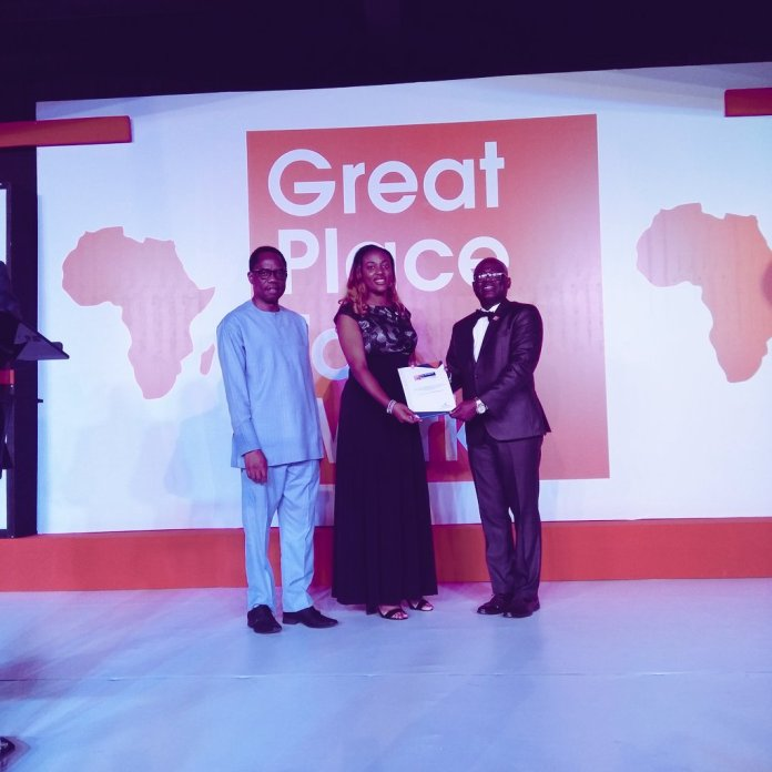 Afriland Properties Plc Wins Best Workplace Award (Photos) - Brand Spur