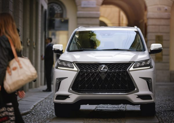 2020 LX 570 SPORT PACKAGE: BRINGING EXCEPTIONAL STYLE TO LEXUS' FLAGSHIP LUXURY UTILITY VEHICLE - Brand Spur