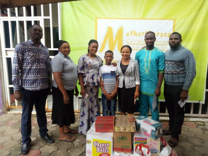 NSE Donates Food Items, Beverages, Others To Mother Theresa Orphanage - Brand Spur