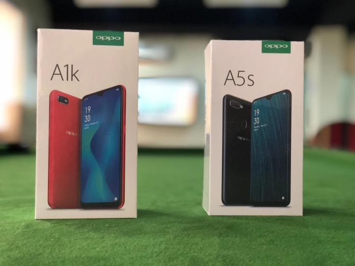 OPPO A1k and A5s mid-range smartphones now available in Nigeria - Brand Spur
