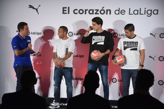The Heart Of LaLiga Undergoes Colour Change In Bold Pink Alert Switch - Brand Spur