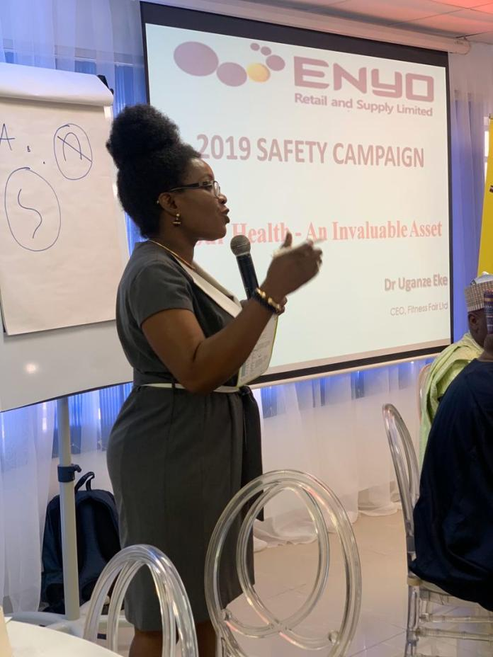 Enyo Hosts Second Edition Of Its Safety And Transporter's Forum - Brand Spur