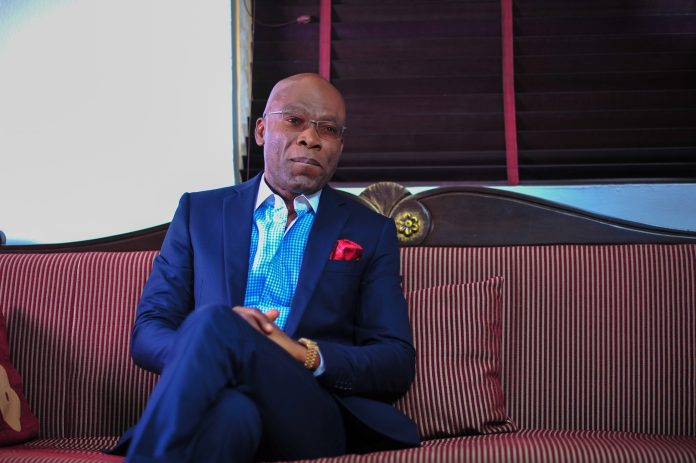 AMAC names Abuja street after Ekeh, Zinox boss, as Igbo Business leaders honor Him